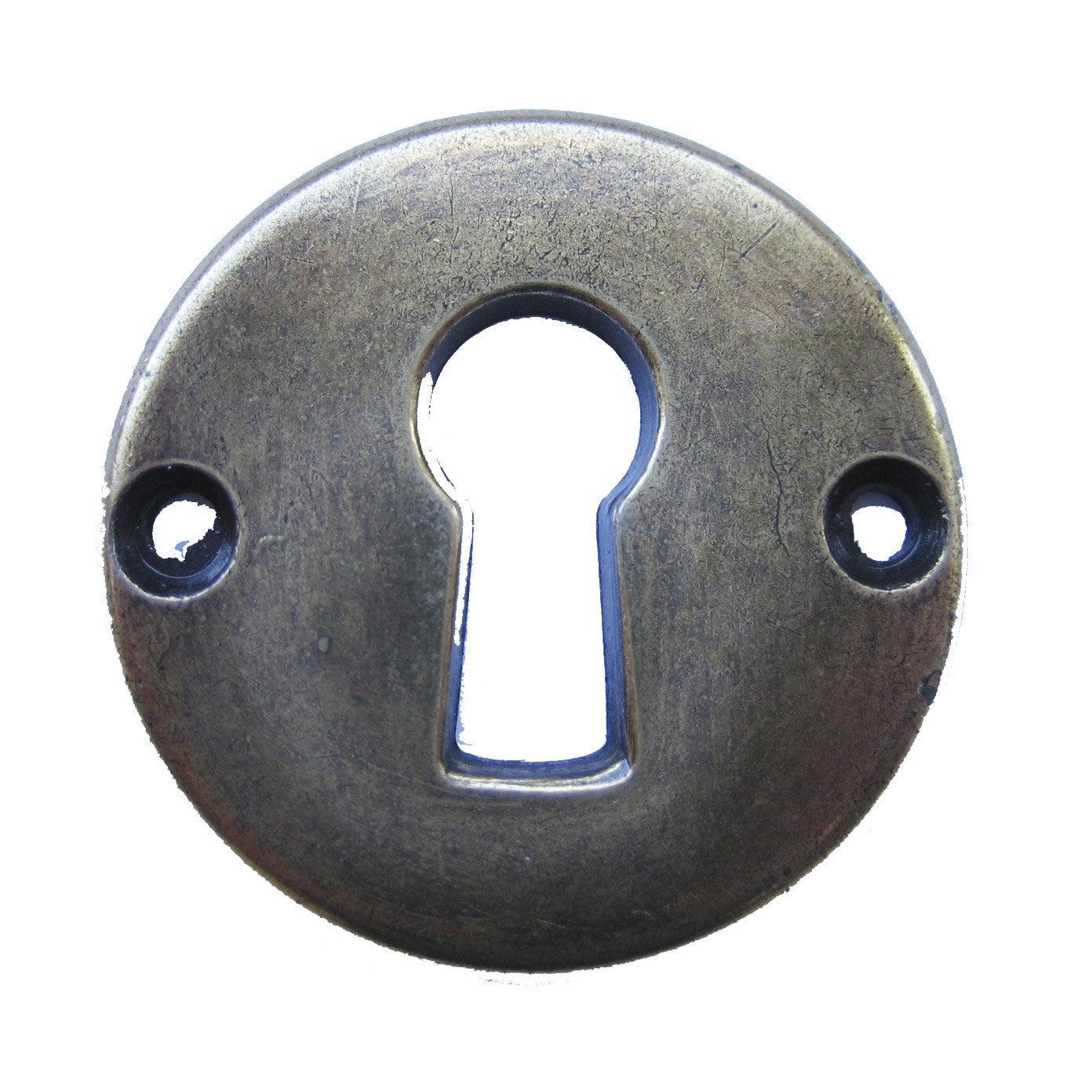 Entr e de serrure de meuble acier en applique hettich - Entree de serrure meuble ancien ...