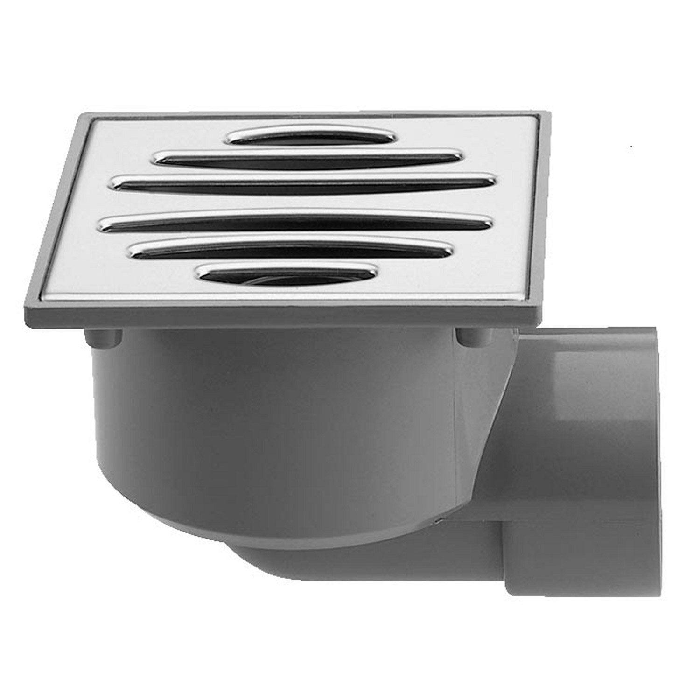 siphon de sol douche l 39 italienne x cm sas leroy merlin. Black Bedroom Furniture Sets. Home Design Ideas