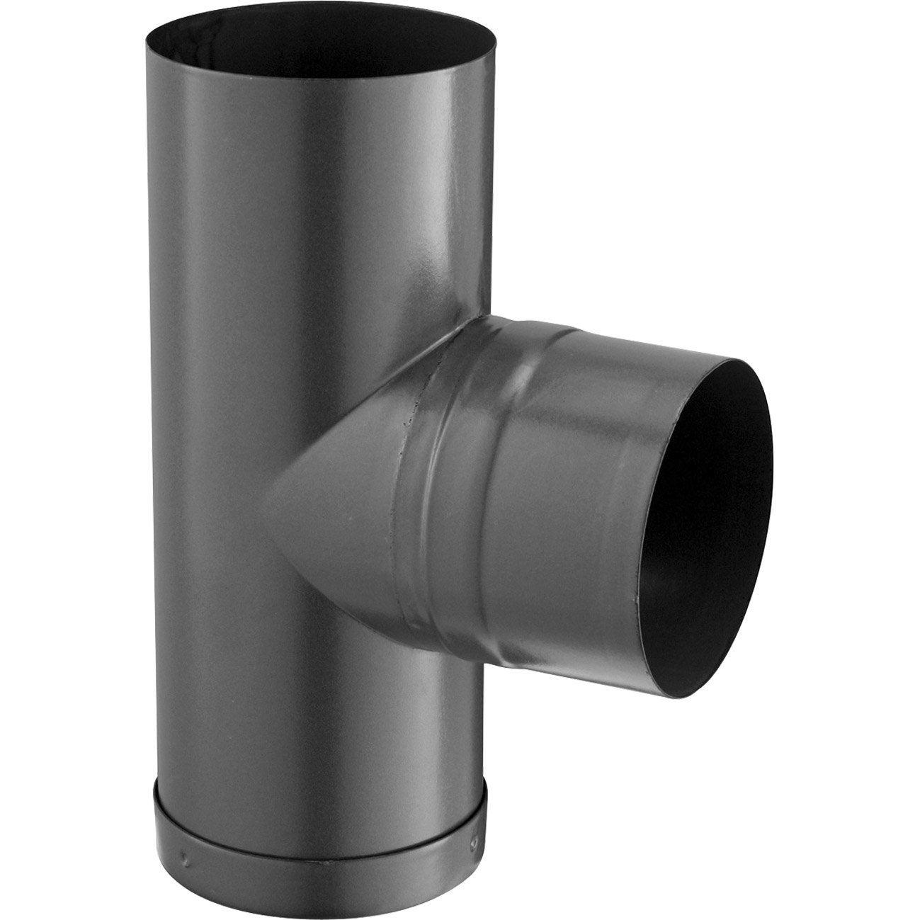 t tampon maille gris diam tre 150 mm leroy merlin. Black Bedroom Furniture Sets. Home Design Ideas