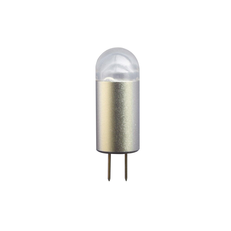 Ampoule Bulbe Led 0 5w Lexman G4 Lumi Re Chaude Env 2700k Leroy Merlin