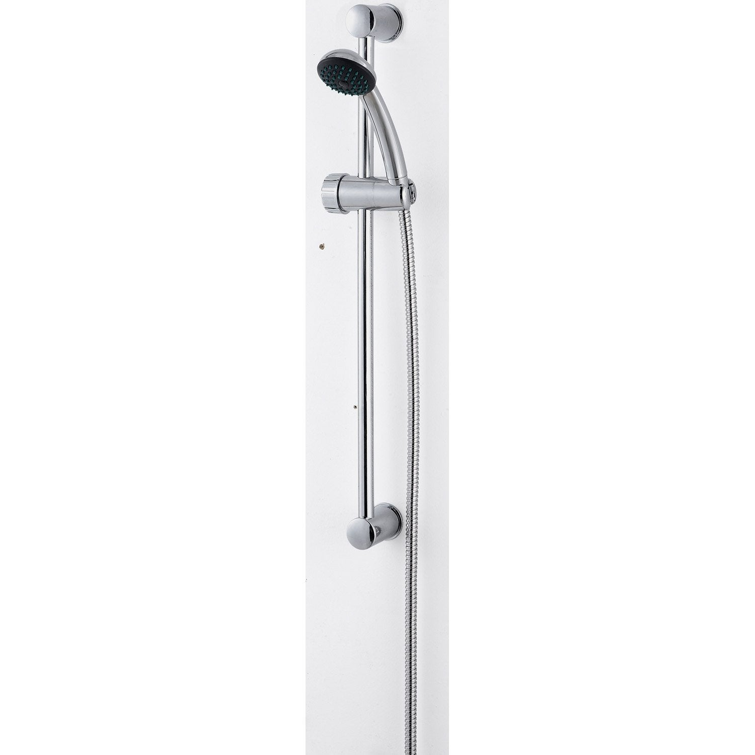 Ensemble de douche 3 jets basic 3 chrom leroy merlin for Ensemble de douche leroy merlin