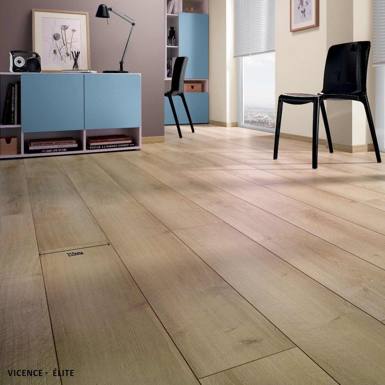 sol stratifi vicence elite mm creativ 39 leroy merlin. Black Bedroom Furniture Sets. Home Design Ideas