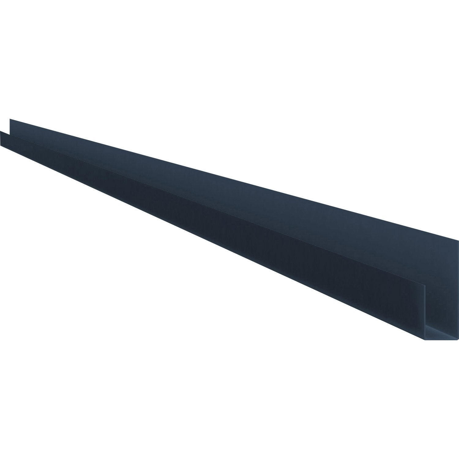 Profil multifonction acier lameo gris anthracite ral 7016 for Portillon pvc gris anthracite