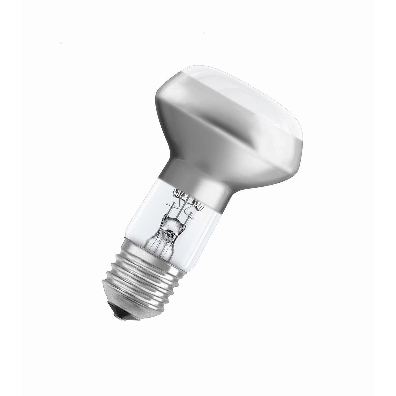 Ampoule R Flecteur Halog Ne 30w Osram E27 Lumi Re Chaude Environ 2700 K Leroy Merlin