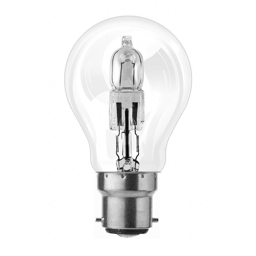Ampoule standard halog ne 77w osram b22 lumi re chaude environ 2700 k l - Lumiere exterieur leroy merlin ...