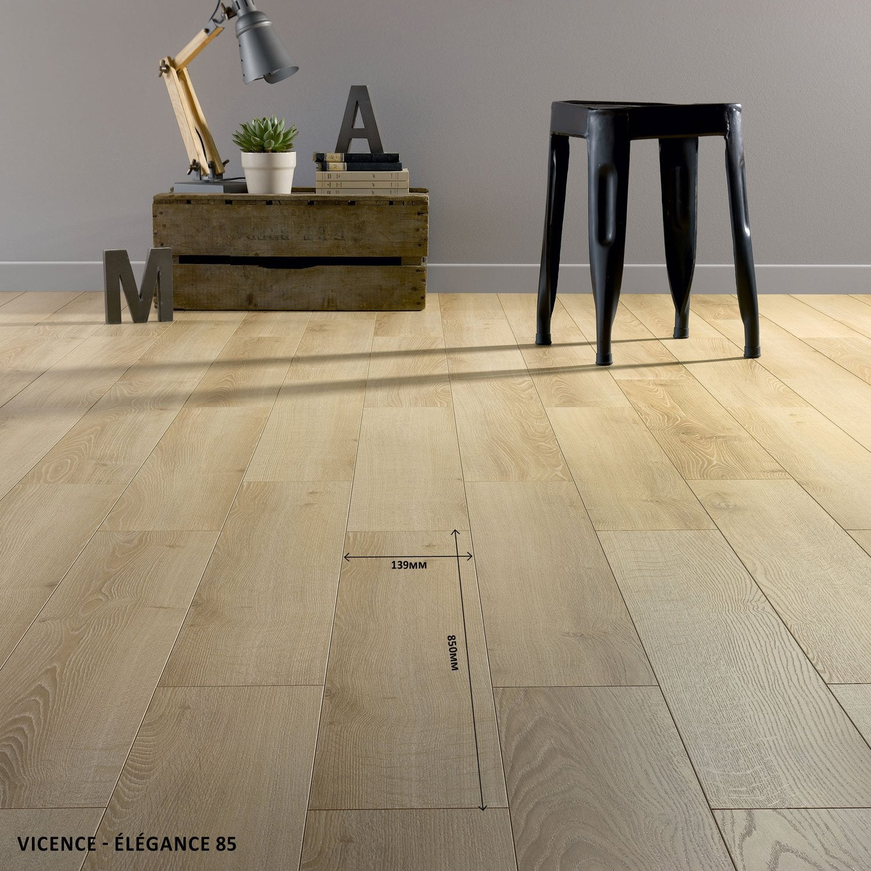 sol stratifi vicence el gance 85 mm creativ 39 leroy merlin. Black Bedroom Furniture Sets. Home Design Ideas