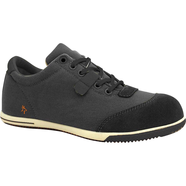 chaussures de s curit basses kapriol sharon coloris gris. Black Bedroom Furniture Sets. Home Design Ideas