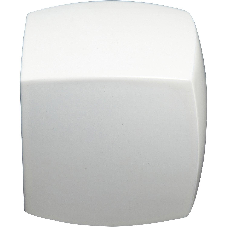 Lot de 2 embouts cube inspire pour tringle rideau diam - Leroy merlin tringle a rideau ...