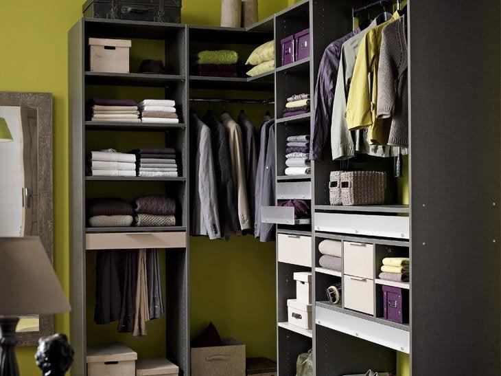 Dressing angle leroy merlin id es novatrices de la conception et du mobilier de maison - Dressing d angle leroy merlin ...