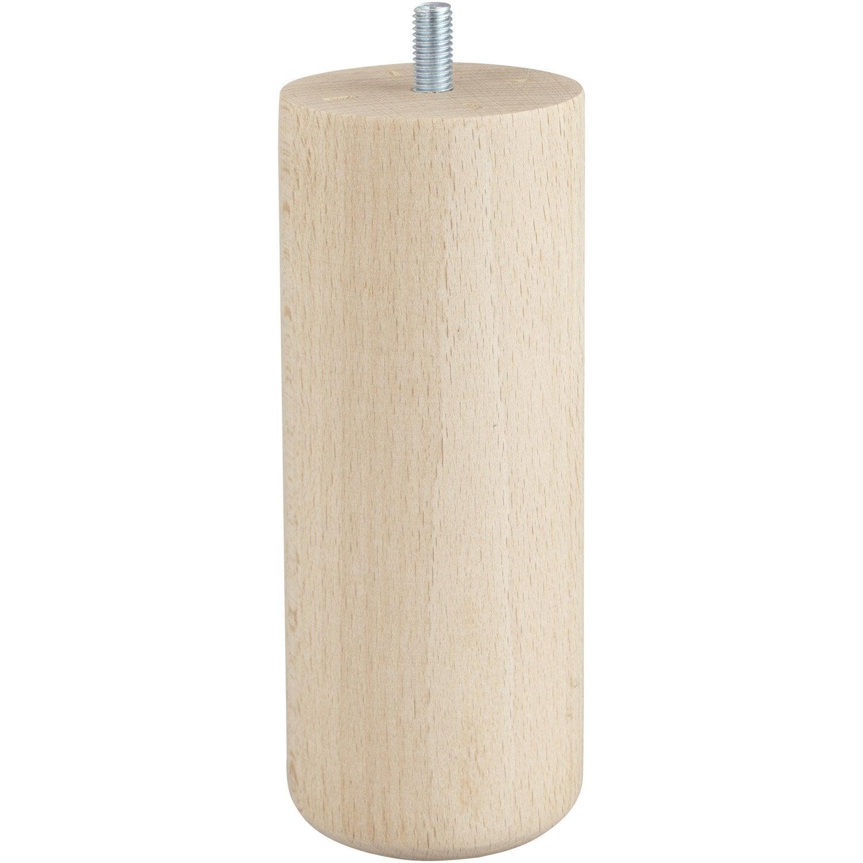 Pied de meuble en bois for Pieds de meuble en bois