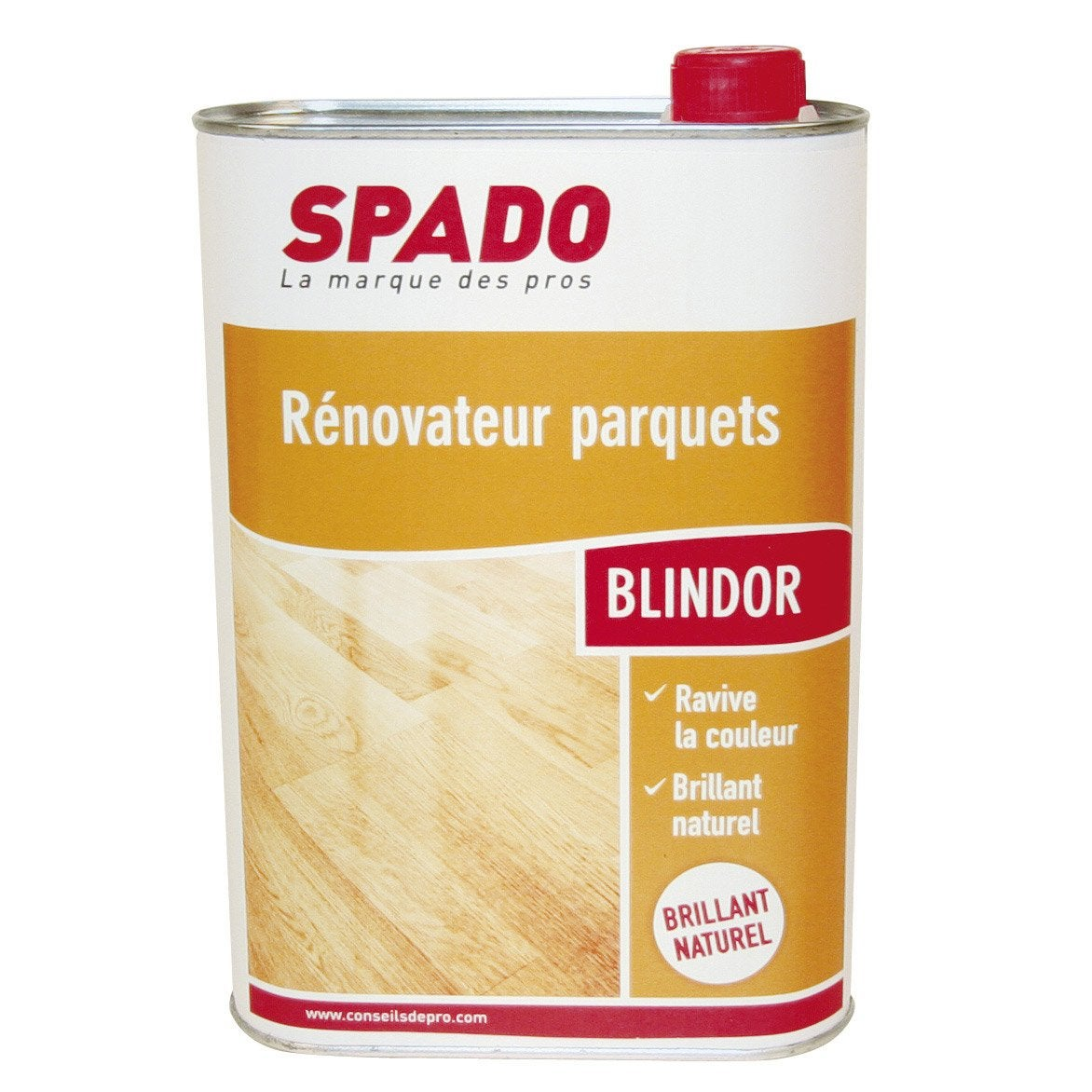 protecteur emulsion brillante parquet blindor spado 1 l leroy merlin. Black Bedroom Furniture Sets. Home Design Ideas