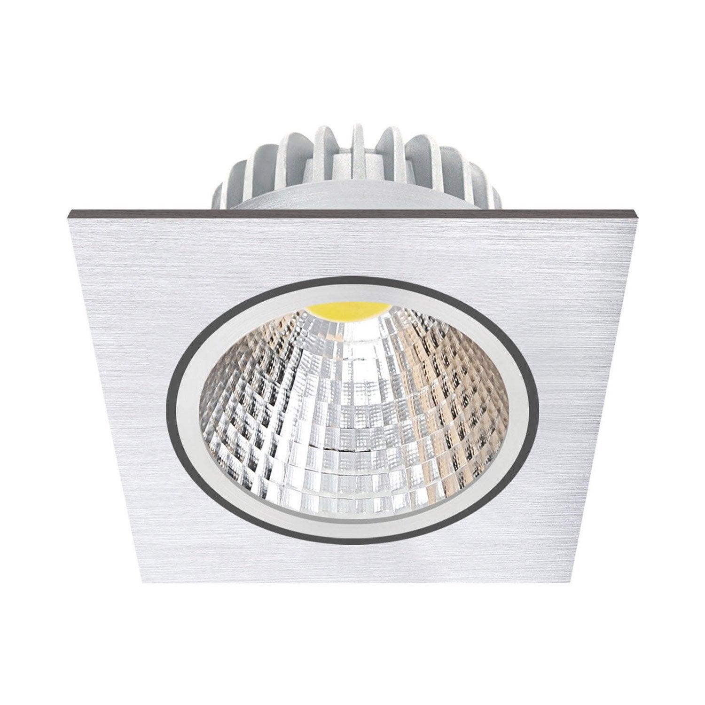 Kit 1 spot encastrer salle de bain led orientable wels for Spot salle de bains