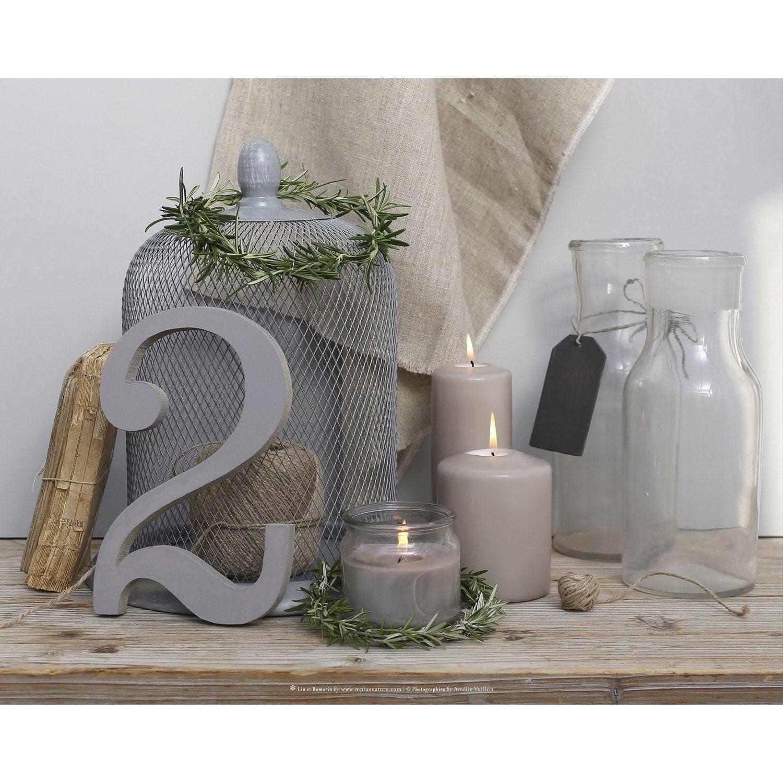 toile led chiffre x cm leroy merlin. Black Bedroom Furniture Sets. Home Design Ideas