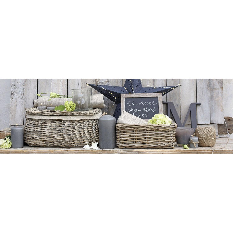 toile led etoile x cm leroy merlin. Black Bedroom Furniture Sets. Home Design Ideas