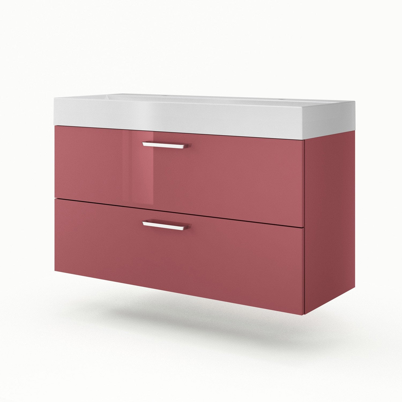 meuble vasque 120 cm neo line leroy merlin. Black Bedroom Furniture Sets. Home Design Ideas