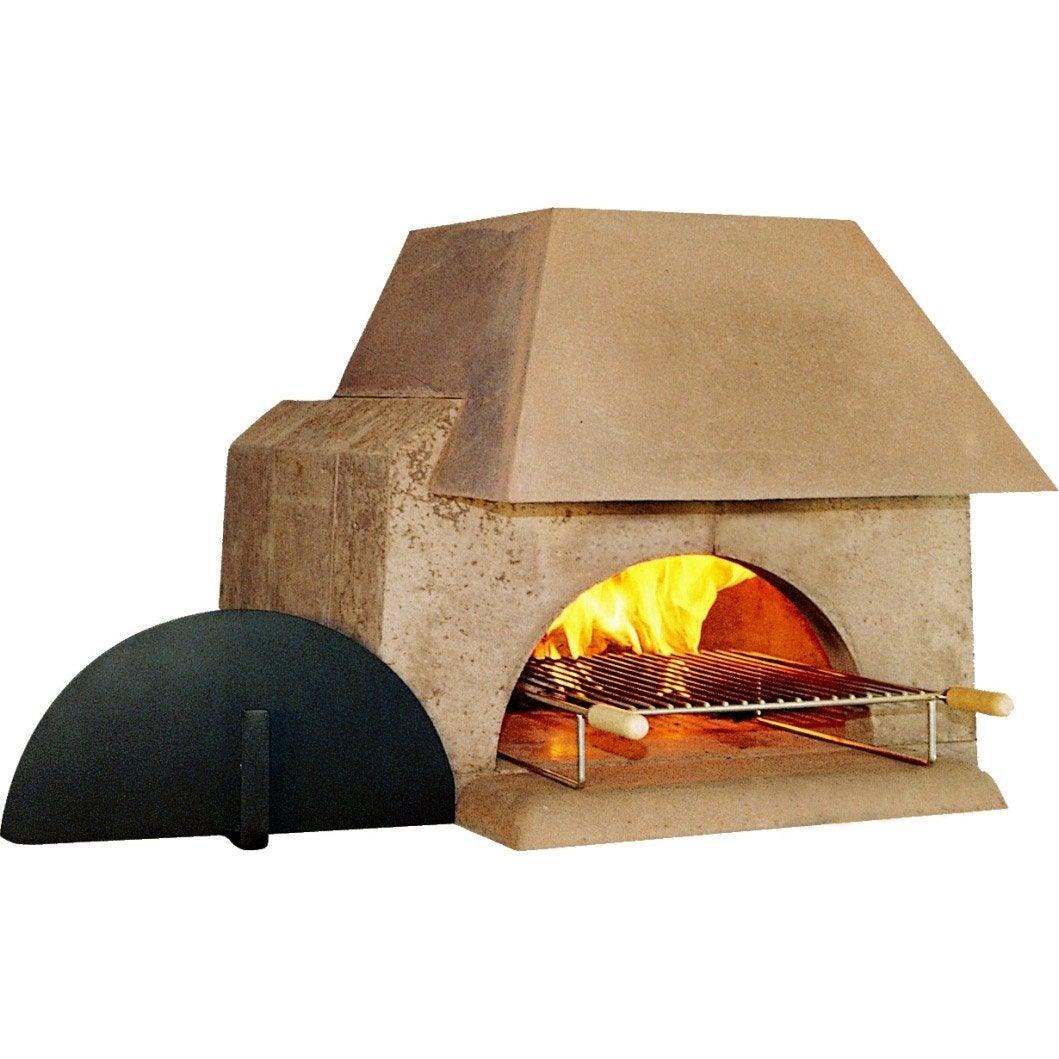 Four A Pizza Exterieur Castorama