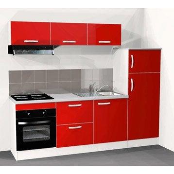 Cuisine contemporaine cuisine leroy merlin avec electromenager plus cuisine - Ikea cuisine complete prix ...