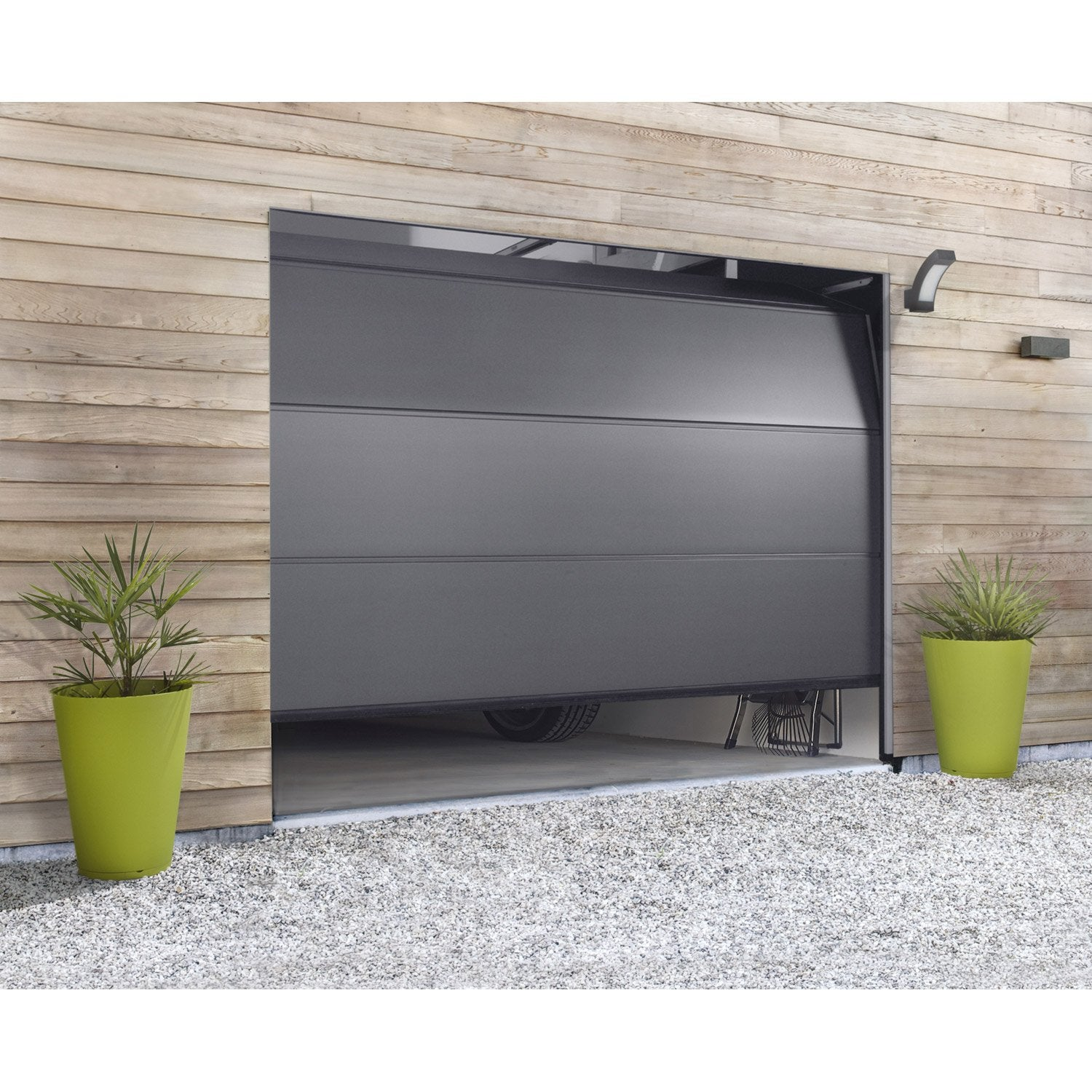 Porte entree hormann leroy merlin pm27 jornalagora for Porte de garage sectionnelle soprofen