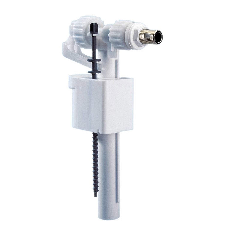 Chasse d 39 eau compl te tirette equation leroy merlin - Systeme chasse d eau wc ...