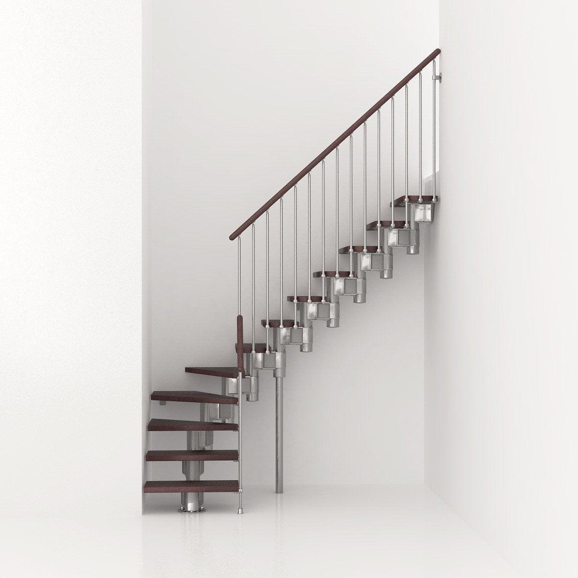Pin escalier pas japonais leroy merlin on pinterest - Leroy merlin rampe escalier ...