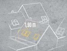 Comment installer une fen tre de toit leroy merlin for Reglementation fenetre de toit