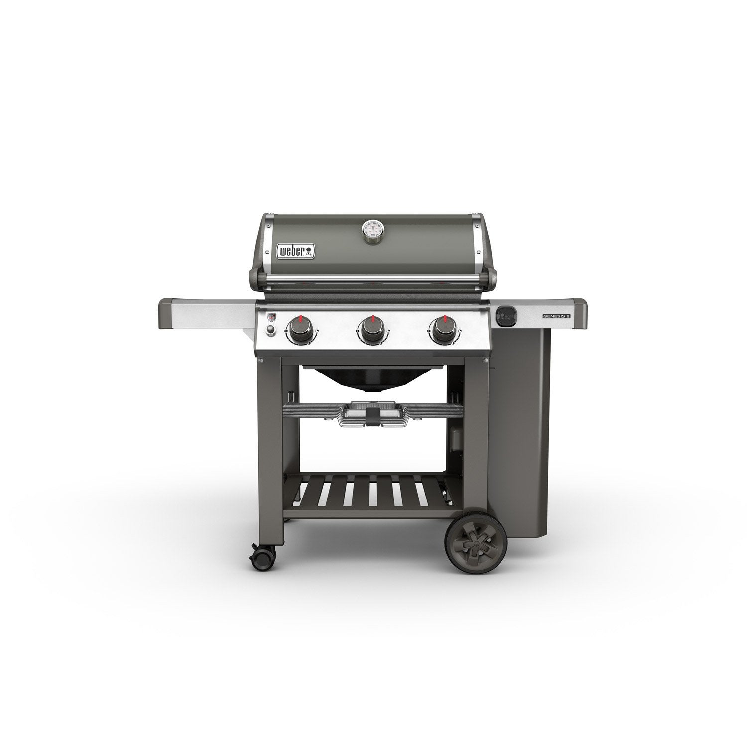 Barbecue au gaz weber genesis 2 e310 gris leroy merlin for Barbecue a gaz leroy merlin