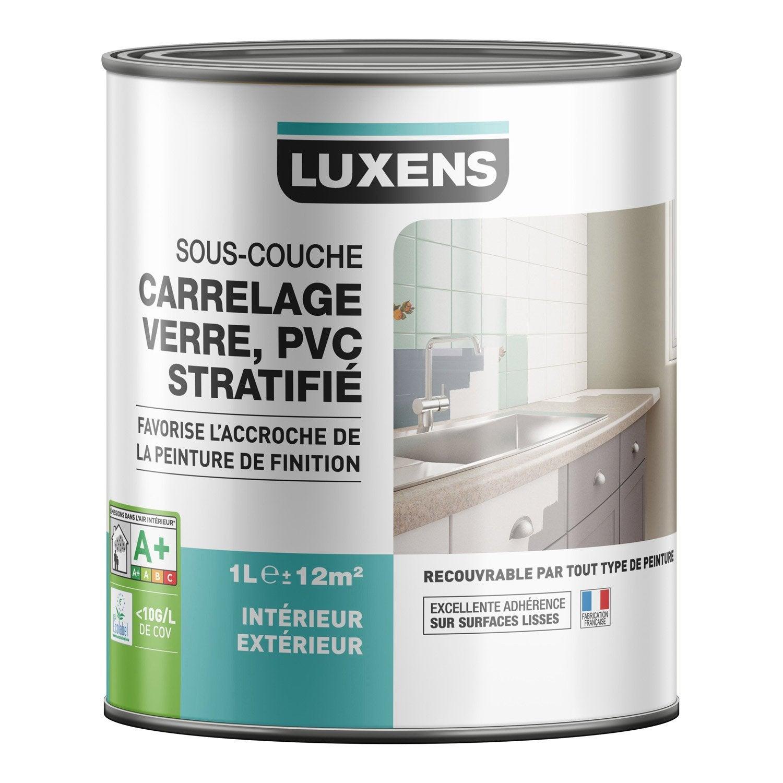 Sous couche carrelage stratifi pvc aluminium galva luxens 1 l leroy merlin - Sous couche parquet stratifie leroy merlin ...