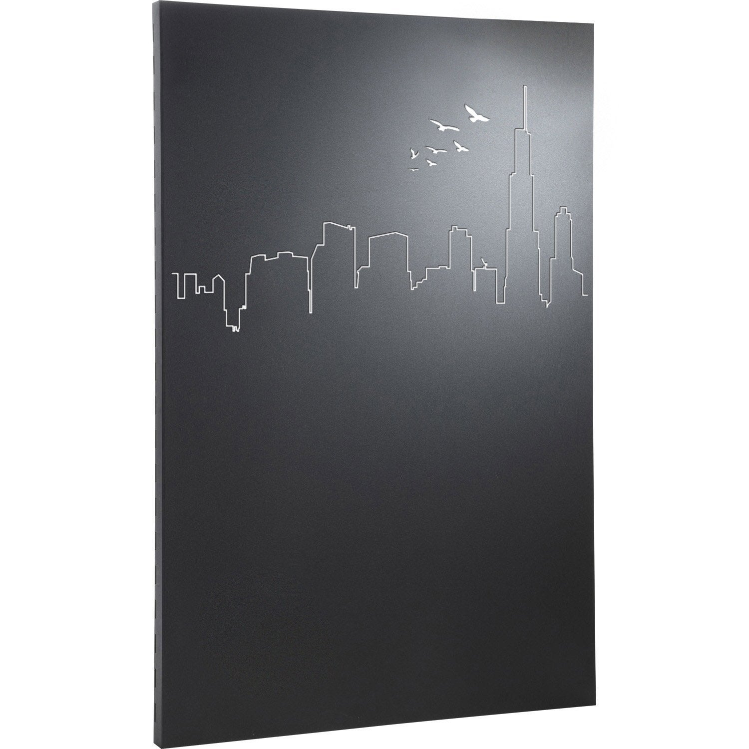 Plaque de protection murale equation citadine - Plaque de protection murale pour cuisine ...
