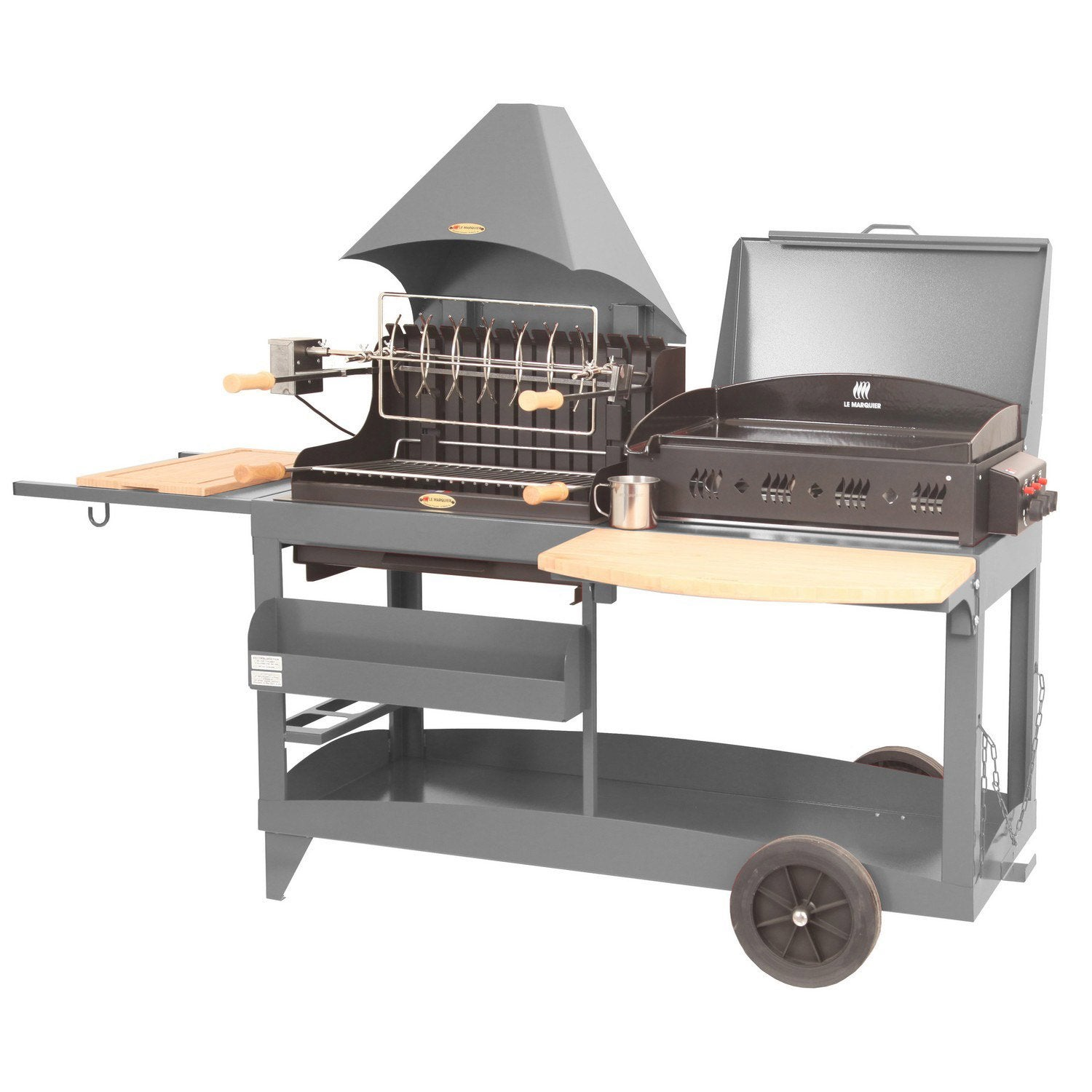 Barbecue vertical leroy merlin - Leroy merlin jardin vertical besancon ...