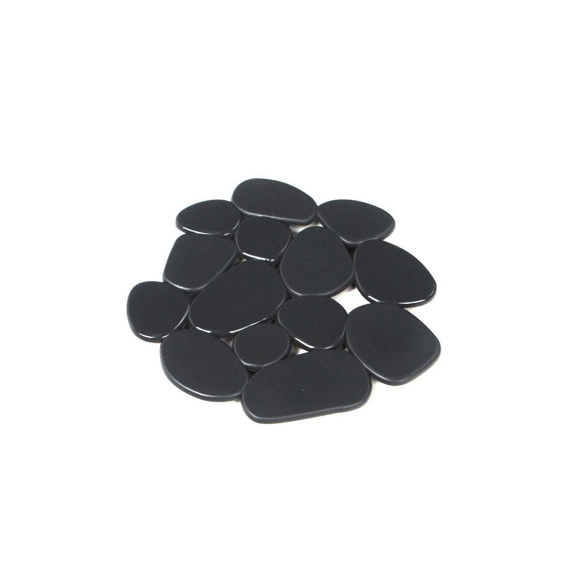 tapis antid rapant gris pour baignoire douche stone. Black Bedroom Furniture Sets. Home Design Ideas