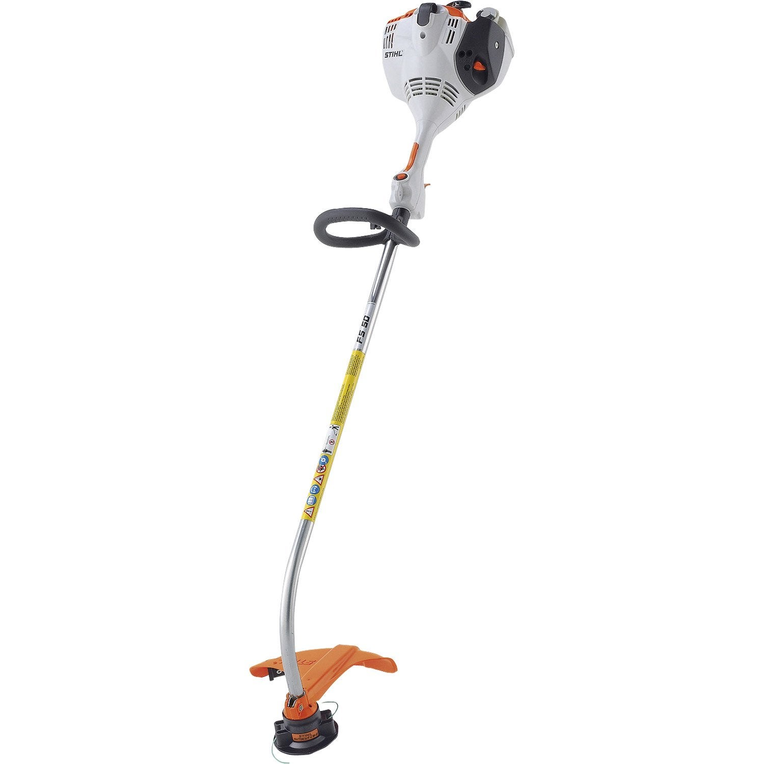 coupe bordures essence stihl fs 50 27 2 cm leroy merlin. Black Bedroom Furniture Sets. Home Design Ideas
