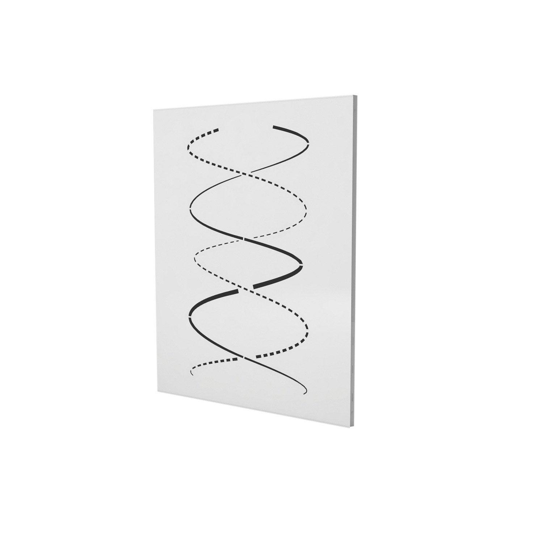 plaque de protection murale acier blanc atelier dix neuf loom x cm leroy merlin. Black Bedroom Furniture Sets. Home Design Ideas