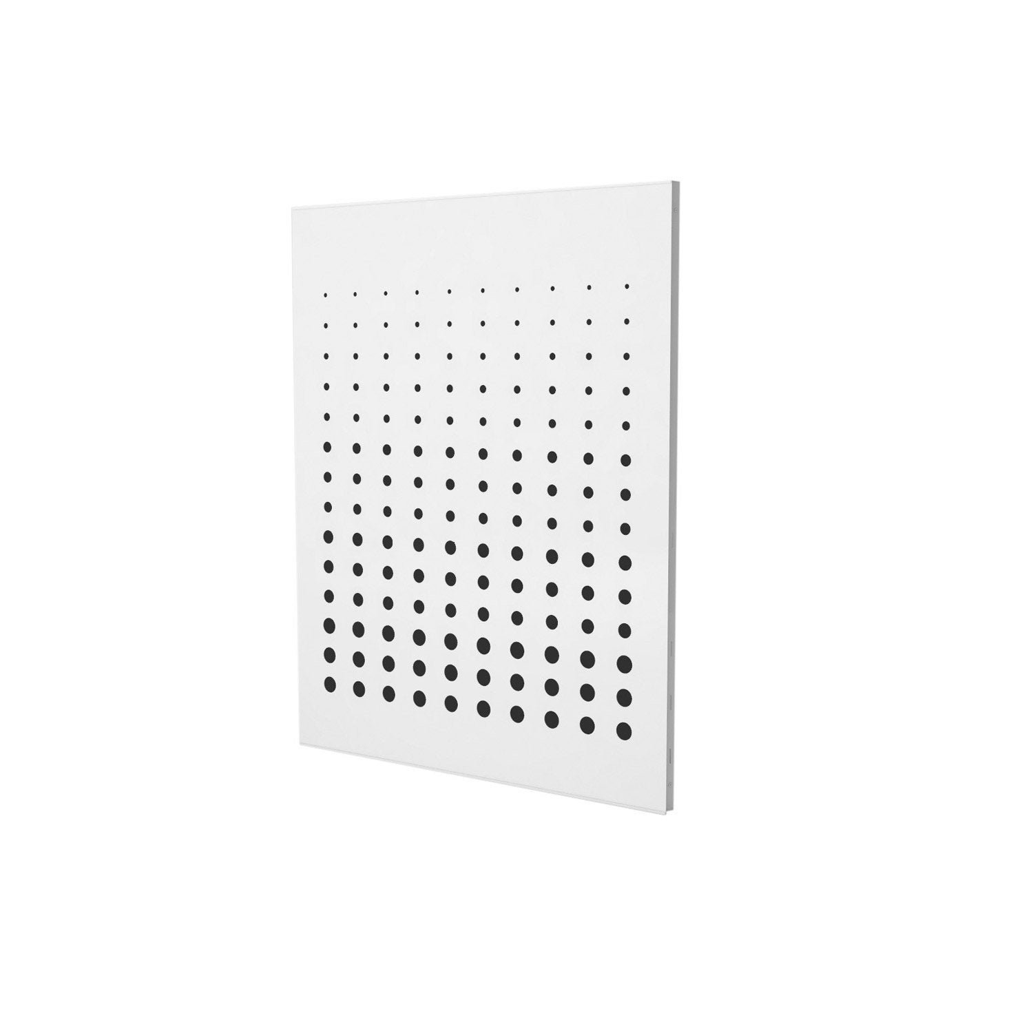 Plaque de protection murale coloris blanc simetria x leroy merlin - Plaque formica leroy merlin ...