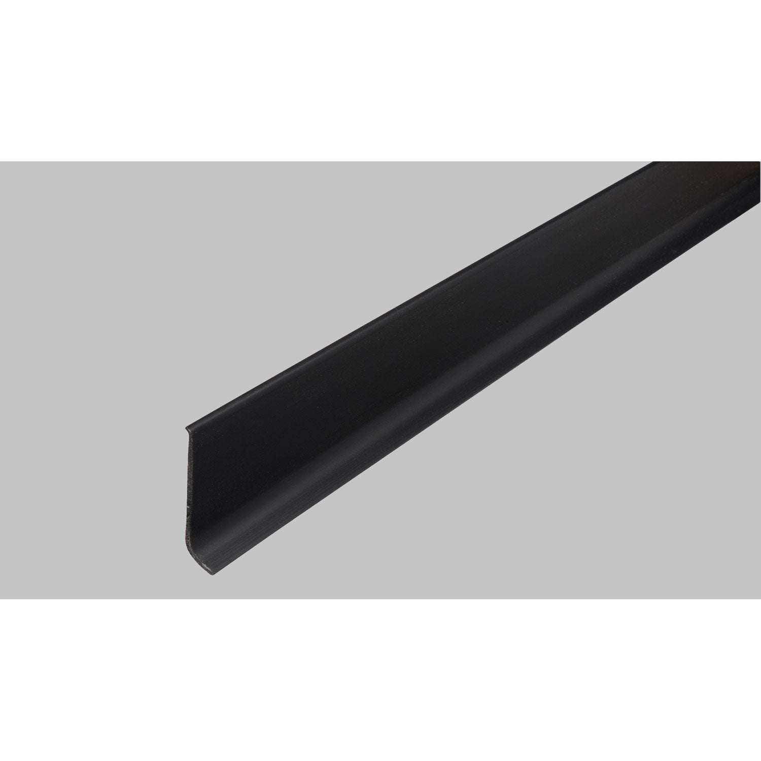 Plinthe pvc 60 x 15 mm x 2 5 m leroy merlin - Canvas pvc leroy merlin ...
