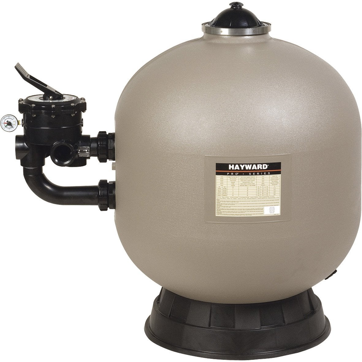 Filtre cartouche pour piscine hayward 22 0 m h leroy for Cartouche pour piscine