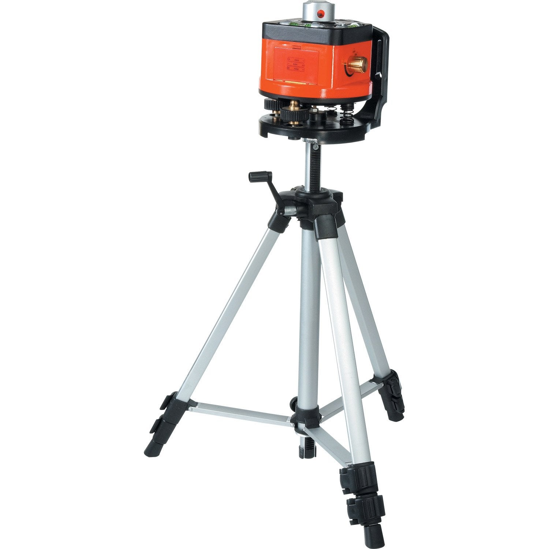 niveau laser rotatif fischer darex leroy merlin