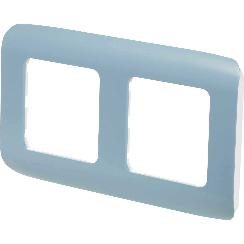 Plaque Cosy LEXMAN bleu baltique n°3 mat