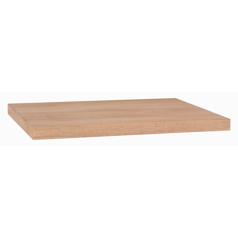 plan d couper storm m dium placage bois 61 cm leroy merlin. Black Bedroom Furniture Sets. Home Design Ideas