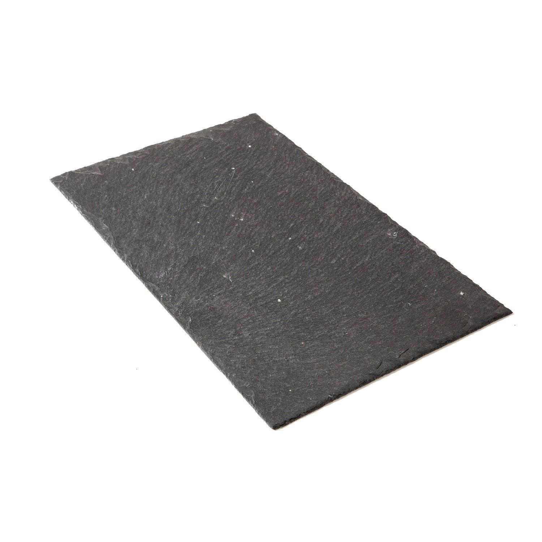 Ardoise 32x22cm p 2 me choix capimor ce leroy merlin - Peinture pour toiture fibro ciment brico depot ...