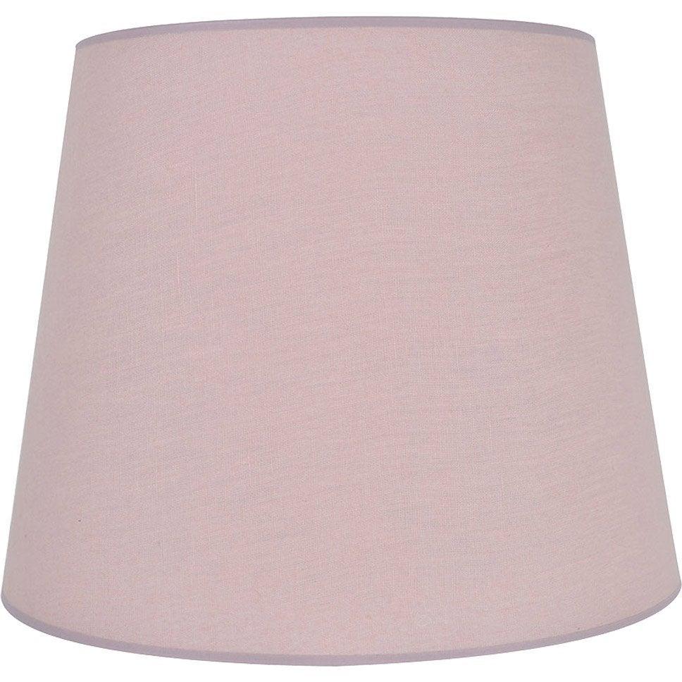 abat jour 1200 45 cm lin rose corep leroy merlin. Black Bedroom Furniture Sets. Home Design Ideas