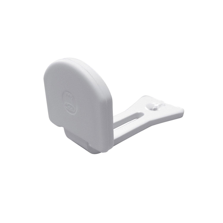 but e tampon visser en composite plastifi pour volets battants haut 40 mm leroy merlin. Black Bedroom Furniture Sets. Home Design Ideas