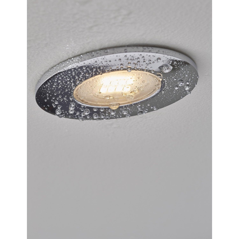 Kit 1 spot encastrer salle de bains integra fixe inspire for Spot ip65 led salle de bain