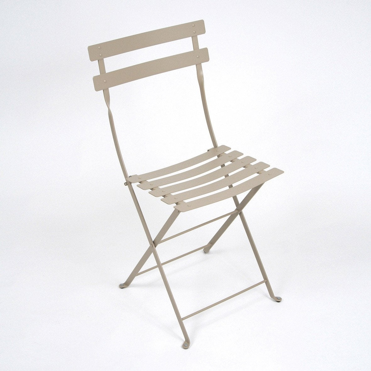 chaise de jardin en acier bistro muscade leroy merlin. Black Bedroom Furniture Sets. Home Design Ideas