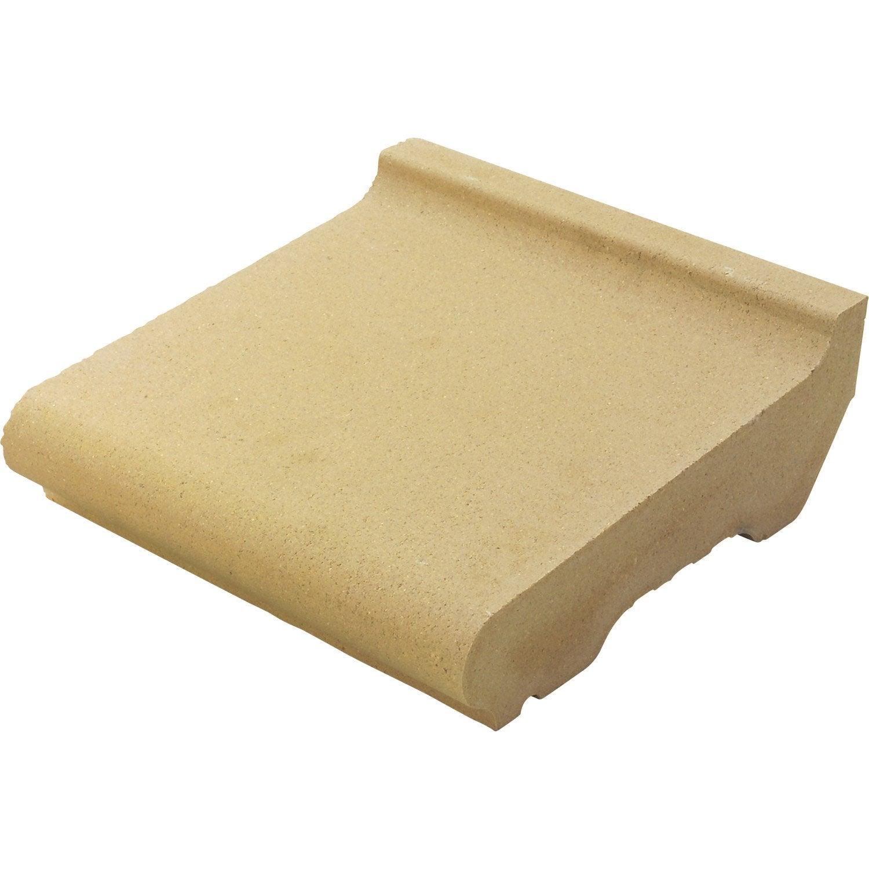 appui de fen tre 33 x 35 cm ton pierre leroy merlin. Black Bedroom Furniture Sets. Home Design Ideas