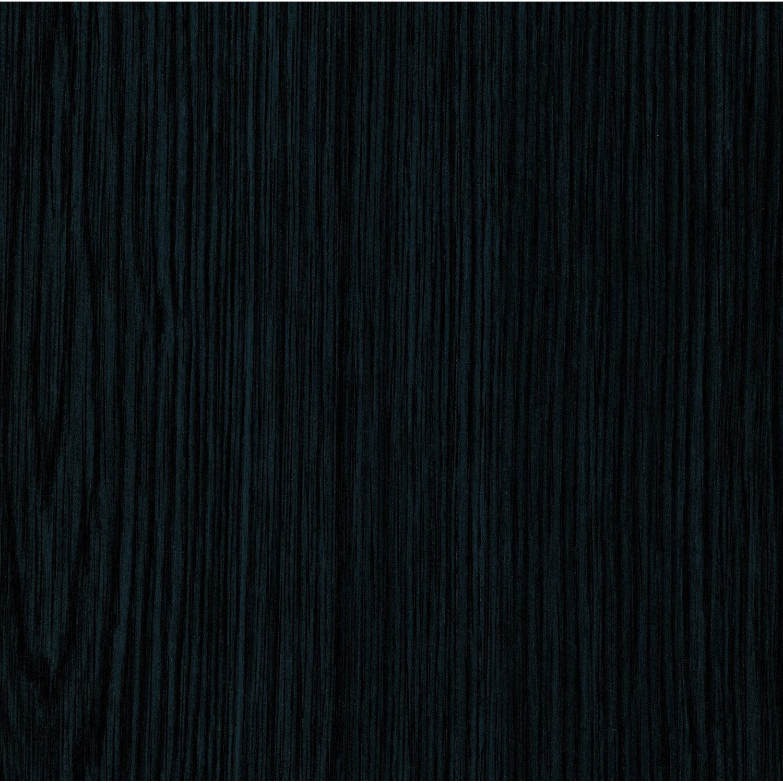 rev tement adh sif bois noir x 2 m leroy merlin. Black Bedroom Furniture Sets. Home Design Ideas