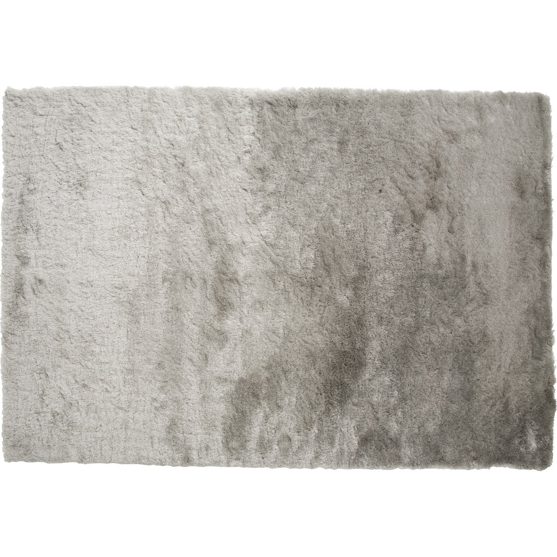 tapis shaggy zelia argent 230x160 cm leroy merlin. Black Bedroom Furniture Sets. Home Design Ideas