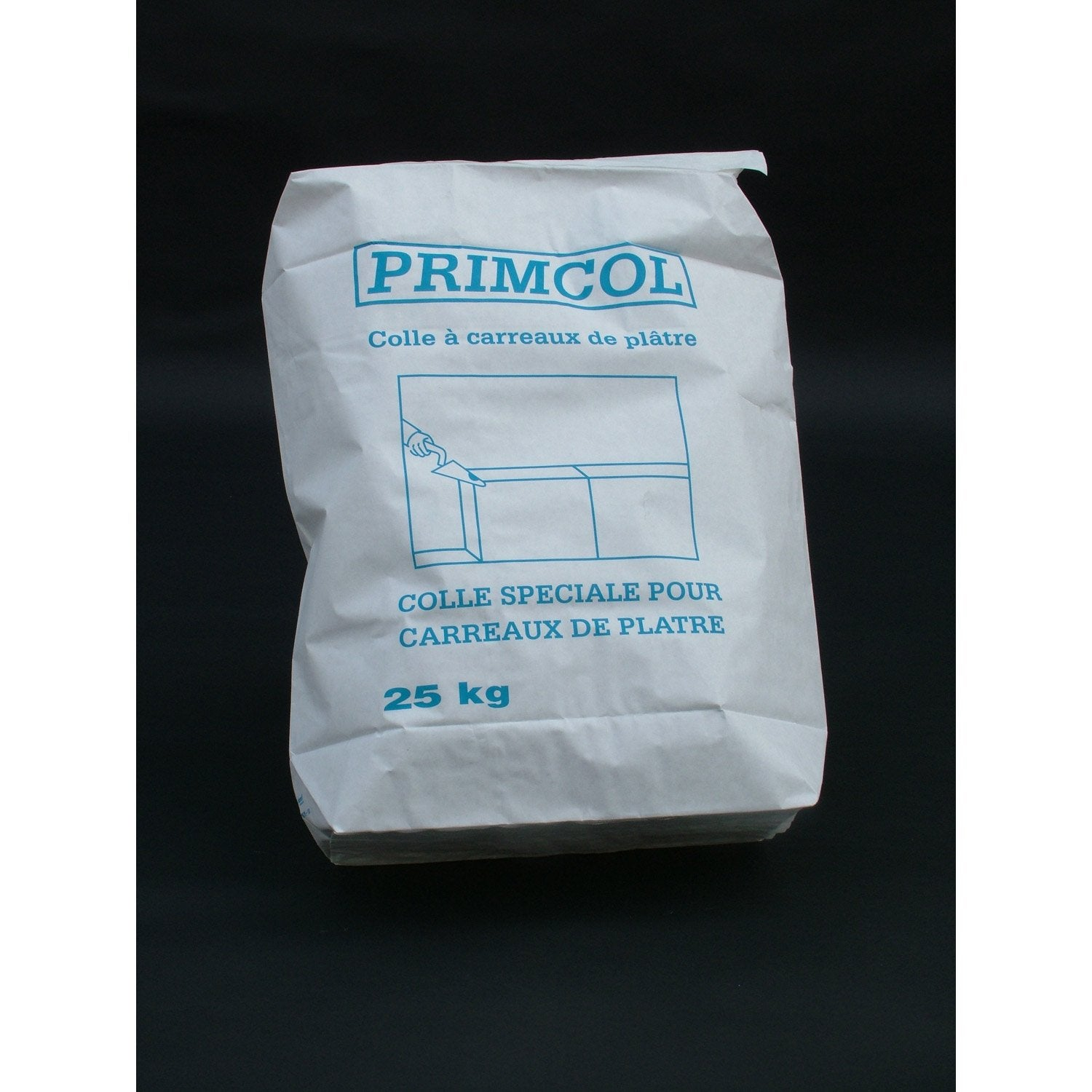 Colle pour carreaux de pl tre primcol home pratik 25 kg leroy merlin - Colle pour gazon synthetique leroy merlin ...