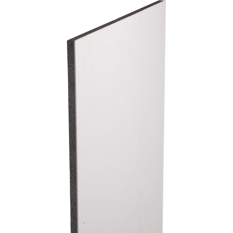 doublage en polystyr ne expans th 32 siniat 2 6 x ep 13 100mm r leroy merlin. Black Bedroom Furniture Sets. Home Design Ideas