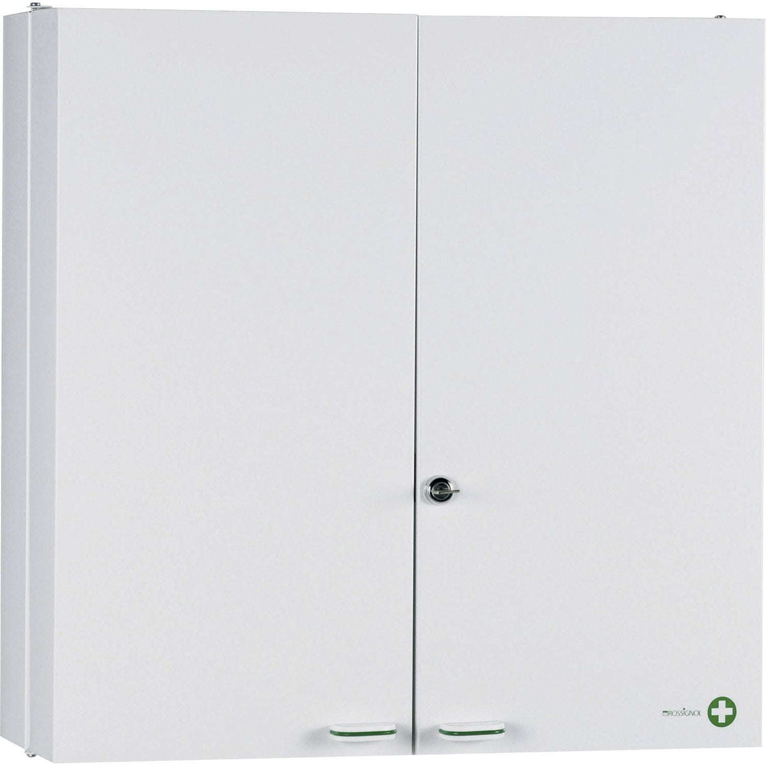 armoire pharmacie blanc cm rossignol espace leroy merlin. Black Bedroom Furniture Sets. Home Design Ideas