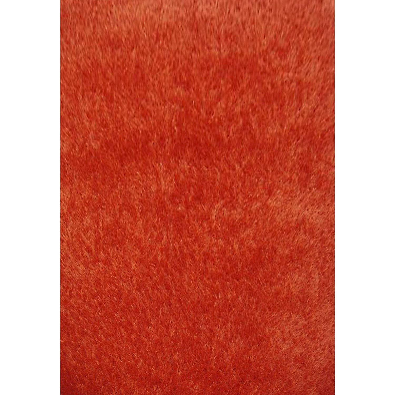 Tapis shaggy lilou orange 230x160 cm leroy merlin - Tapis barbecue leroy merlin ...